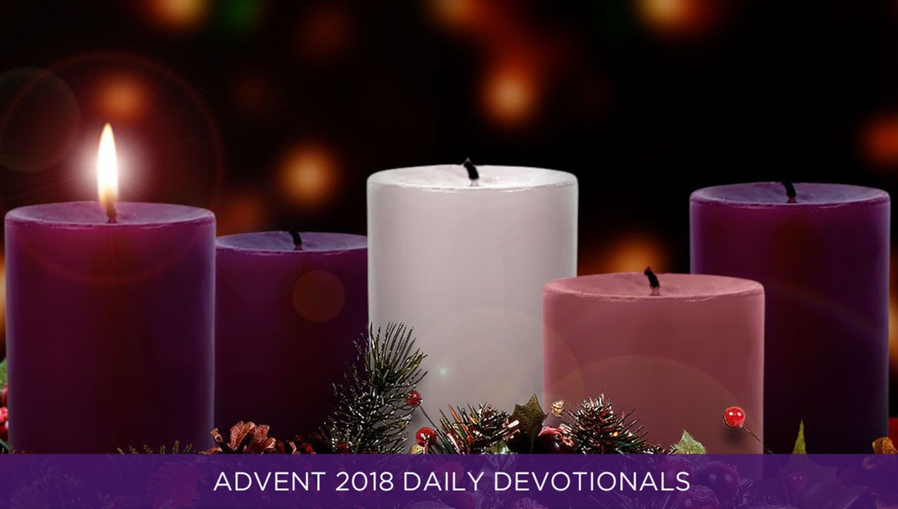 Advent 2018 Daily Devotionals | Royal News: January 2 2019
