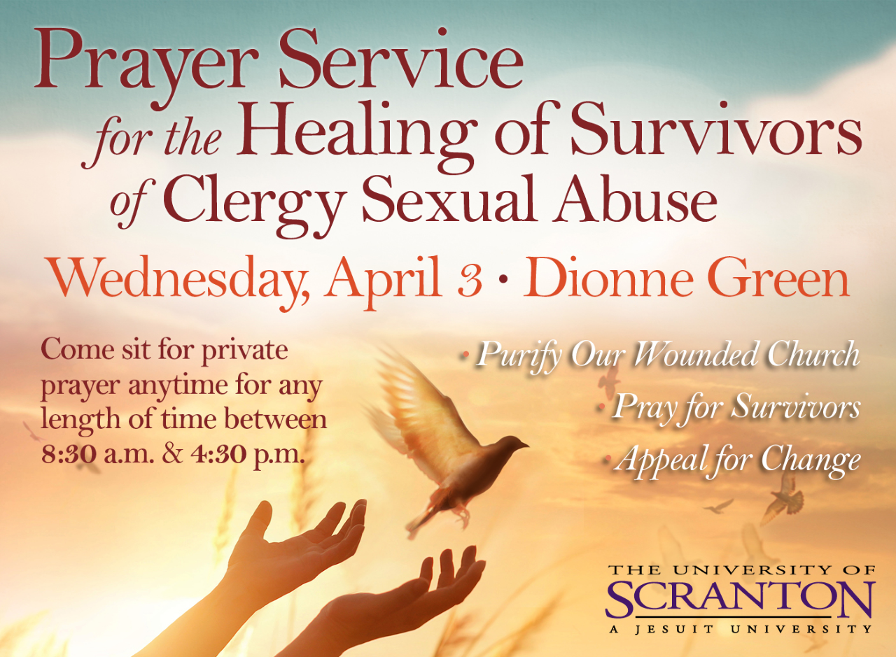 Prayer Service for Healing, Reconciliation and Hope | Royal